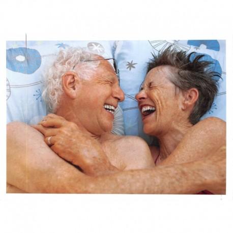 Fotokaart Couple Laughing