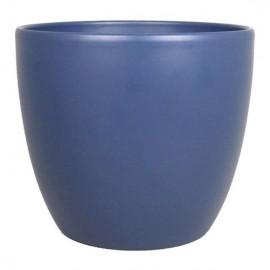 Bloempot Boule Nachtblauw H6,5cm