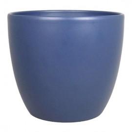 Bloempot Boule Nachtblauw H12,5cm