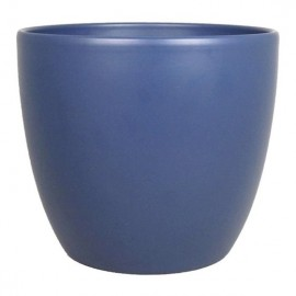 Bloempot Boule Nachtblauw H.15