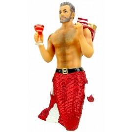 Kerstbal Zeemeerman Santa Daddy