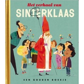 Gouden boekje: Het verhaal van Sinterklaas. 3+