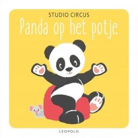 Panda op het potje 2+