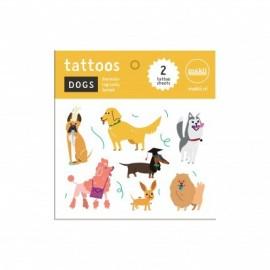 Makii Tattoos Honden