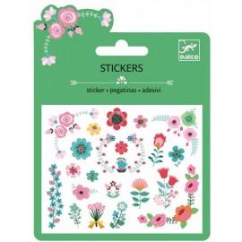 Djeco Stickers Kleine Bloemen