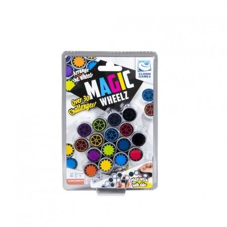 Clown Magic Wheelz Puzzel