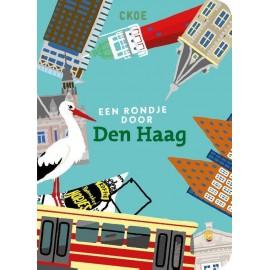 Kartonnen boekje Den Haag