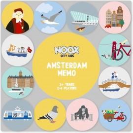 Memo spel  Amsterdam