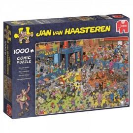 Rollerdisco Jan van Haasteren 1000st.