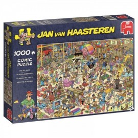 De Speelgoedwinkel Jan van Haasteren 1000st.