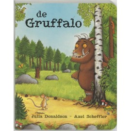 De Gruffalo Kartonboek 4+