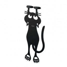 Boekenlegger Nieuwsgierige Kat