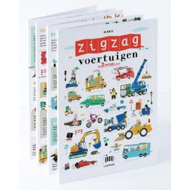 Makii ZigZag- voertuigenboek