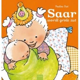 Saar wordt grote zus. 3+