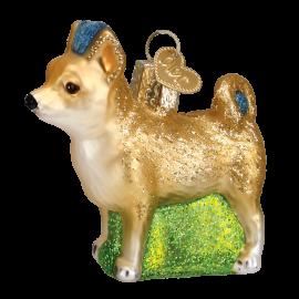 Kerstbal Chihuahua