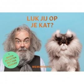 Memory Lijk jij op je Kat