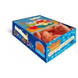 Welterusten, Dikkie Dik! (box met kartonboekje en knuffeldoekje) 3+