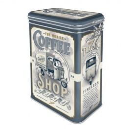 Retro Blik Coffee Shop