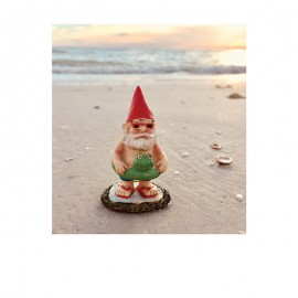 Fotokaart Gnome with Red Hat
