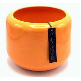 Bloempot Kopenhagen 3 Oranje 21x22
