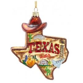 Kerstbal Texas