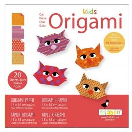 Kids Origami Kat