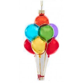 Kerstbal Tros Ballonnen