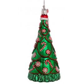 Kerstbal Snoep Kerstboom