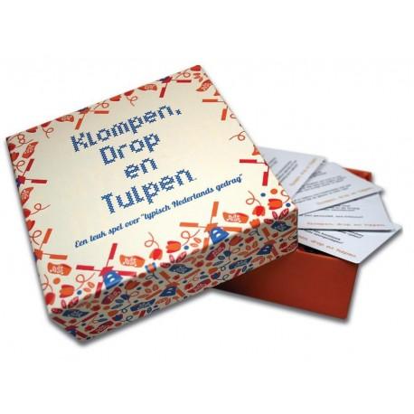 Spel Klompen Drop en Tulpen