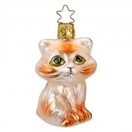 Kerstbal Kat Kitty