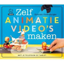 Zelf animatievideo's maken 10+