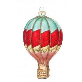 Kerstbal Hete Luchtballon