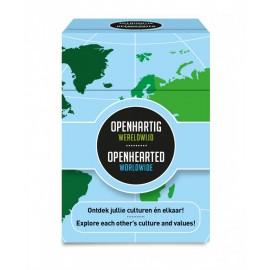 Openhartig Wereldwijd-Openhearted Worldwide