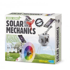 Bouwpakket Zonne Mechanica - Solar Mechanics
