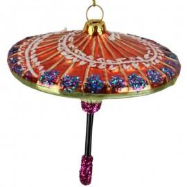 Kerstbal Chinese Parasol