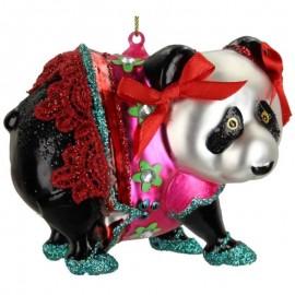 Kerstbal Chinese Panda
