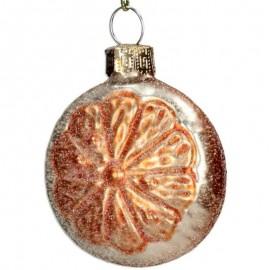 Kerstbal Sinaasappel