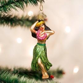 Kerstbal Hula Danseres
