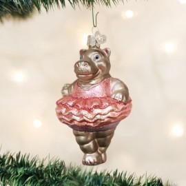 Kerstbal Ballet Neushoorn