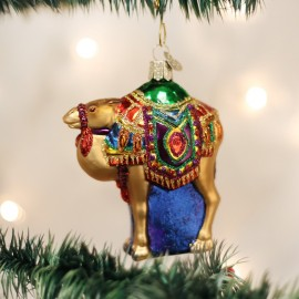 Kerstbal Magi's Kameel