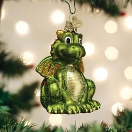 Kerstbal Kleine Draak