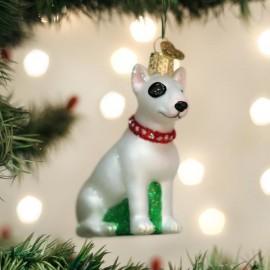 Kerstbal Bull Terrier