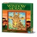 Raam Mozaiek Knustsel pakket Safari