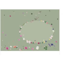Enveloppe Bloemen