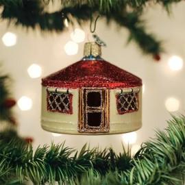Kerstbal Yurt