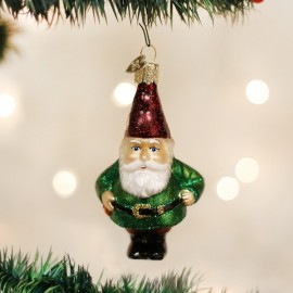 Kerstbal Gnome