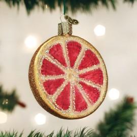 Kerstbal Grapefruit