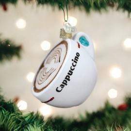 Kerstbal Cappucino