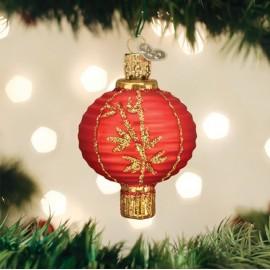 Kerstbal Chinese Lampion