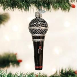 Kerstbal Microphone